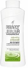 Fragrances, Perfumes, Cosmetics Bath & Shower Gel Foam with Chlorophyll - Bialy Jelen Hypoallergenic Bath Lotion