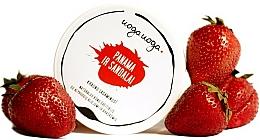 Fragrances, Perfumes, Cosmetics Sugar & Strawberry Body Scrub - Uoga Uoga Panama and Sandals