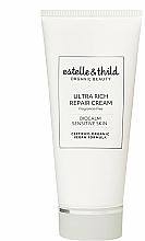 Fragrances, Perfumes, Cosmetics Repair Face Cream - Estelle & Thild BioCalm Ultra Rich Repair Cream