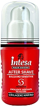 Fragrances, Perfumes, Cosmetics After Shave Balm for Sensitive Skin - Intesa Collagene Marino Afer Shave Balsamo Sensitive