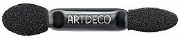 Fragrances, Perfumes, Cosmetics Double-Ended Eyeshadow Applicator - Artdeco Double Applicator for Trio Box