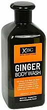 "Fragrances, Perfumes, Cosmetics Shower Gel ""Ginger"" - Xpel Marketing Ltd XBC Ginger Body Wash"