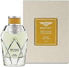 Fragrances, Perfumes, Cosmetics Bentley Wild Vetiver - Eau de Parfum