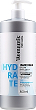 Fragrances, Perfumes, Cosmetics Dry Hair Balm - Romantic Professional Hydrate Hair Balm
