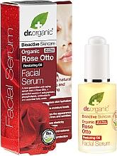 "Fragrances, Perfumes, Cosmetics Face Serum ""Rose"" - Dr. Organic Rose Facial Serum"