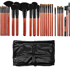 Fragrances, Perfumes, Cosmetics Professional Makeup Brushes Set, 28 pcs - Tools For Beauty