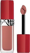 Fragrances, Perfumes, Cosmetics Flower Oil Liquid Lipstick - Dior Rouge Dior Ultra Care Liquid
