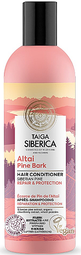 Conditioner for Damaged Hair - Natura Siberica Doctor Taiga