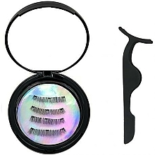 Fragrances, Perfumes, Cosmetics Set - Moon Lash Magnetic Eyelashes 001 Magnetic Moon (eyelashes/1pcs + clip)