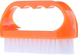 Fragrances, Perfumes, Cosmetics Cosmetic Nail Brush, 74752, orange - Top Choice