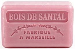 Fragrances, Perfumes, Cosmetics Sandalwood Marseilles Soap - Foufour Savonnette Marseillaise