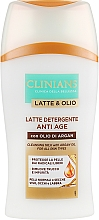 Fragrances, Perfumes, Cosmetics Cleansing Face Milk - Clinians Latte & Olio Cleansing Milk