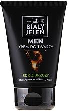 Fragrances, Perfumes, Cosmetics Hypoallergenic Face Cream - Bialy Jelen Hypoallergenic Face Cream For Men