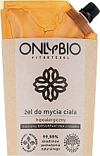 Fragrances, Perfumes, Cosmetics Hypoallergenic Body Gel - Only Bio Fitosterol Shower Gel (doypack)