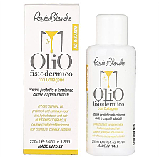 Fragrances, Perfumes, Cosmetics Cleansing Scalp & Hair Oil - Renee Blanche Olio Fisiodermico Collagen Cleansing Oil