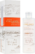 Fragrances, Perfumes, Cosmetics Collagen Toner - Esfolio Collagen Daily Toner
