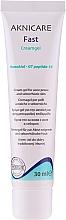 Fragrances, Perfumes, Cosmetics Cream Gel for Acne Prone & Seborrheic Skin - Synchroline Aknicare Fast Cream Gel