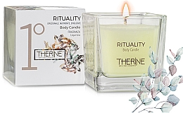 Fragrances, Perfumes, Cosmetics Massage Candle - Therine Rituality Body Candle
