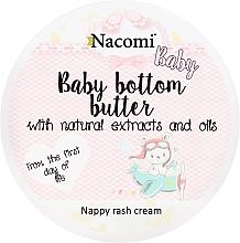 Fragrances, Perfumes, Cosmetics Nappy Cream - Nacomi Baby Bottom Butter