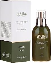 Fragrances, Perfumes, Cosmetics Balancing Peptide Cream - D'Alba Peptide No-Sebum Repair Cream