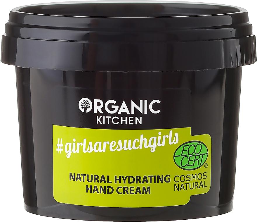 """Moisturizing Hand Cream """"Girls Are Such Girls"""" - Organic Shop Organic Kitchen Moisturizing Hand Cream"""