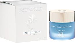 Fragrances, Perfumes, Cosmetics Facial Peeling - Omorovicza Blue Diamond Resurfacing Peel