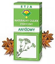 "Fragrances, Perfumes, Cosmetics Natural Essential Oil ""Anise"" - Etja"