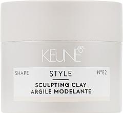 Fragrances, Perfumes, Cosmetics Sculpting Hair Clay #82 - Keune Style Sculpting Clay (mini size)