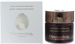 Fragrances, Perfumes, Cosmetics Gold Lifting Face Mask - Omorovicza Gold Hydralifting Mask
