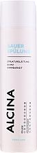 Fragrances, Perfumes, Cosmetics Acidic Hair Conditioner - Alcina Hare Care Sauer Spülung