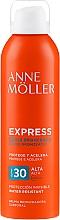 Fragrances, Perfumes, Cosmetics Body Tanning Spray - Anne Moller Express Bruma Body Tanning Spray SPF30