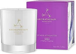 Fragrances, Perfumes, Cosmetics Scented Candle - Aromatherapy Associates Inner Strength Candle