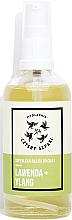 "Fragrances, Perfumes, Cosmetics Body Oil ""Lavender & Ylang Ylang"" - Cztery Szpaki"
