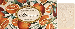 "Fragrances, Perfumes, Cosmetics Toilet Soap Set ""Orange"" - Saponificio Artigianale Fiorentino Orange"