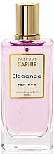 Fragrances, Perfumes, Cosmetics Saphir Parfums Elegance - Eau de Parfum