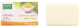 Fragrances, Perfumes, Cosmetics Natural Sulfur Soap - Luxana Phyto Nature Sulfur Soap
