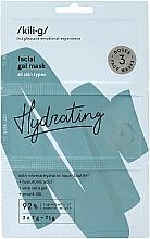 Fragrances, Perfumes, Cosmetics Moisturizing Gel Face Mask - Kili-g Hydrating Face Mask