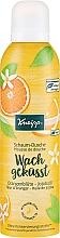"Fragrances, Perfumes, Cosmetics Shower Mousse ""Orange Blossom & Jojoba Oil"" - Kneipp"