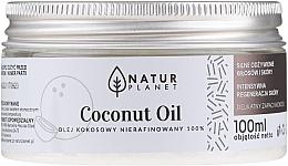 Fragrances, Perfumes, Cosmetics Unrefined Coconut Oil - Natur Planet Coconut Oil