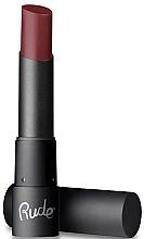 Fragrances, Perfumes, Cosmetics Lipstick - Rude Attitude Matte Lipstick