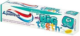 "Fragrances, Perfumes, Cosmetics Toothpaste ""My Big Teeth"" - Aquafresh Junior"