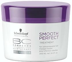 Fragrances, Perfumes, Cosmetics Intensive - Schwarzkopf Professional BC Smooth Perfect Treatment