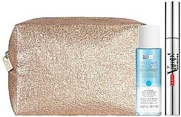 Set - Pupa Limited Edition (mascara/8ml + remover/50ml + bag) — photo N2