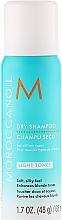 Fragrances, Perfumes, Cosmetics Hair Dry Shampoo - Moroccanoil Dry Shampoo for Light Tones