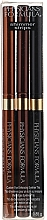 Fragrances, Perfumes, Cosmetics Eye Liner - Physicians Formula Shimmer Strips Custom Eye Enhancing Eyeliner Trio Warm Nude Eyes