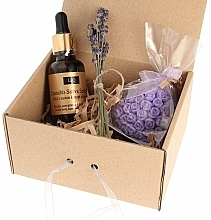 Fragrances, Perfumes, Cosmetics Set - LaQ Cannabis Sativa (oil/30ml + soap/45g)