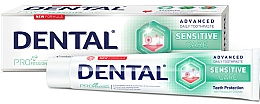 Fragrances, Perfumes, Cosmetics Sensitive Toothpaste - Dental Pro Sensitive Care
