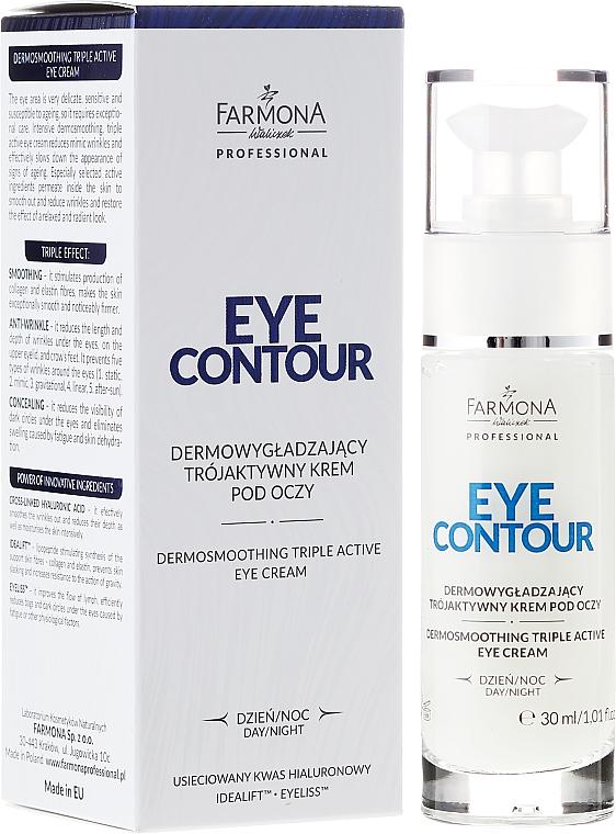 Three-Active Eye Cream - Farmona Eye Contour