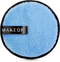 """Fragrances, Perfumes, Cosmetics Makeup Cleansing Sponge, blue """"My Cookie"""" - MakeUp Makeup Cleansing Sponge Blue"""