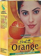 Fragrances, Perfumes, Cosmetics Face Peeling-Mask - Hesh Orange Peel Powder